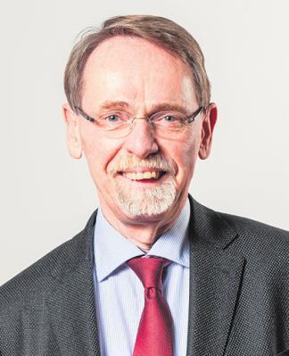 Thomas Härtel ist seit 2018 Präsident des Landessportbunds Berlin.FOTO: SUFFNER/LSB