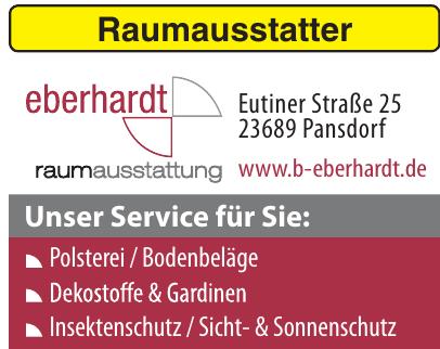 Eberhardt raumausstattung