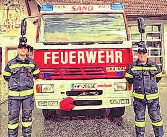 Freiwillige Feuerwehr Sand Foto: Gemeinden