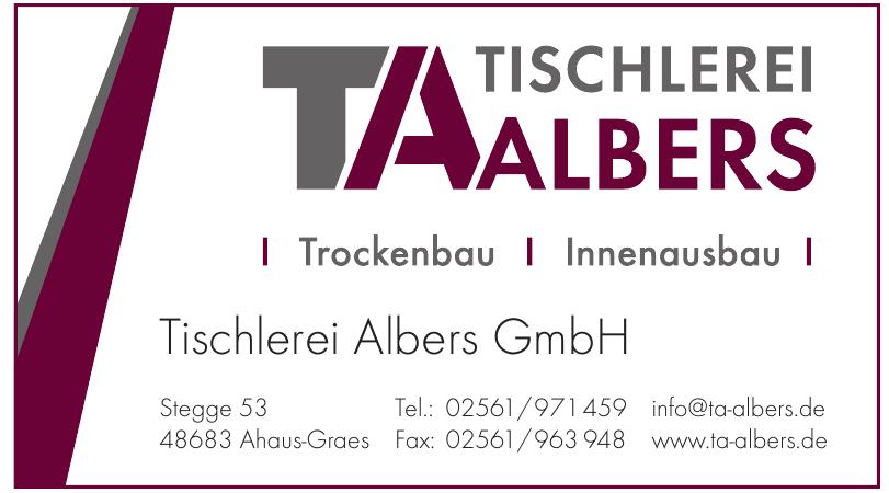 Tischlerei Albers GmbH