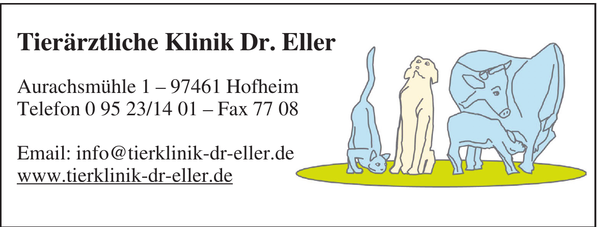 Tierärztliche Klinik Dr. Eller