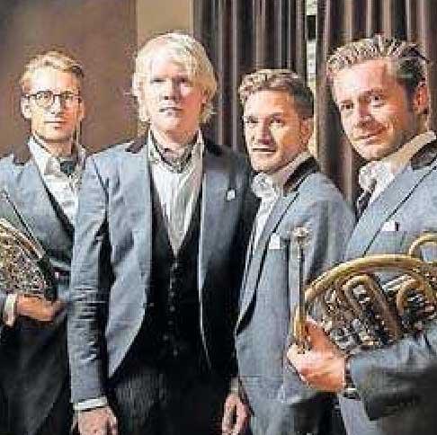German Hornsound.Foto: frei