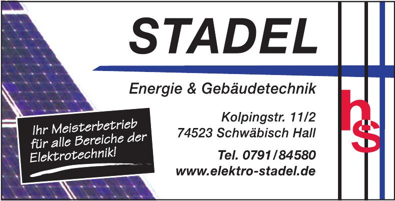 Stadel Energie & Gebäudetechnik