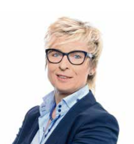 Klinikleiterin Susanne Kaltenborn