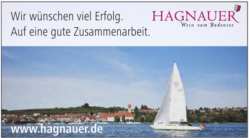 Hagnauer Wein vom Bodensee