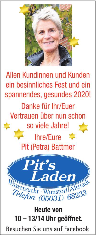 Pit's Laden
