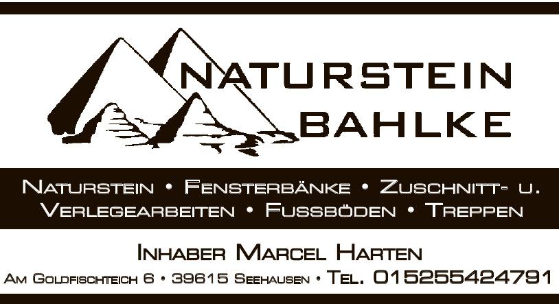 Naturstein Bahlke