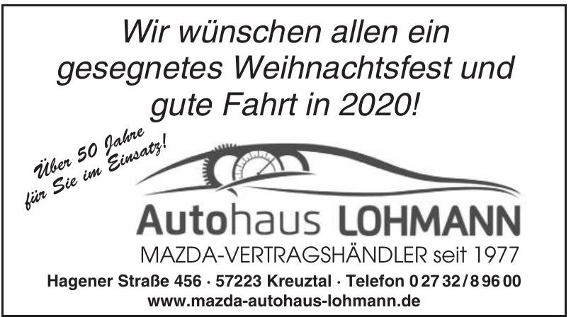 Autohaus Lohmann