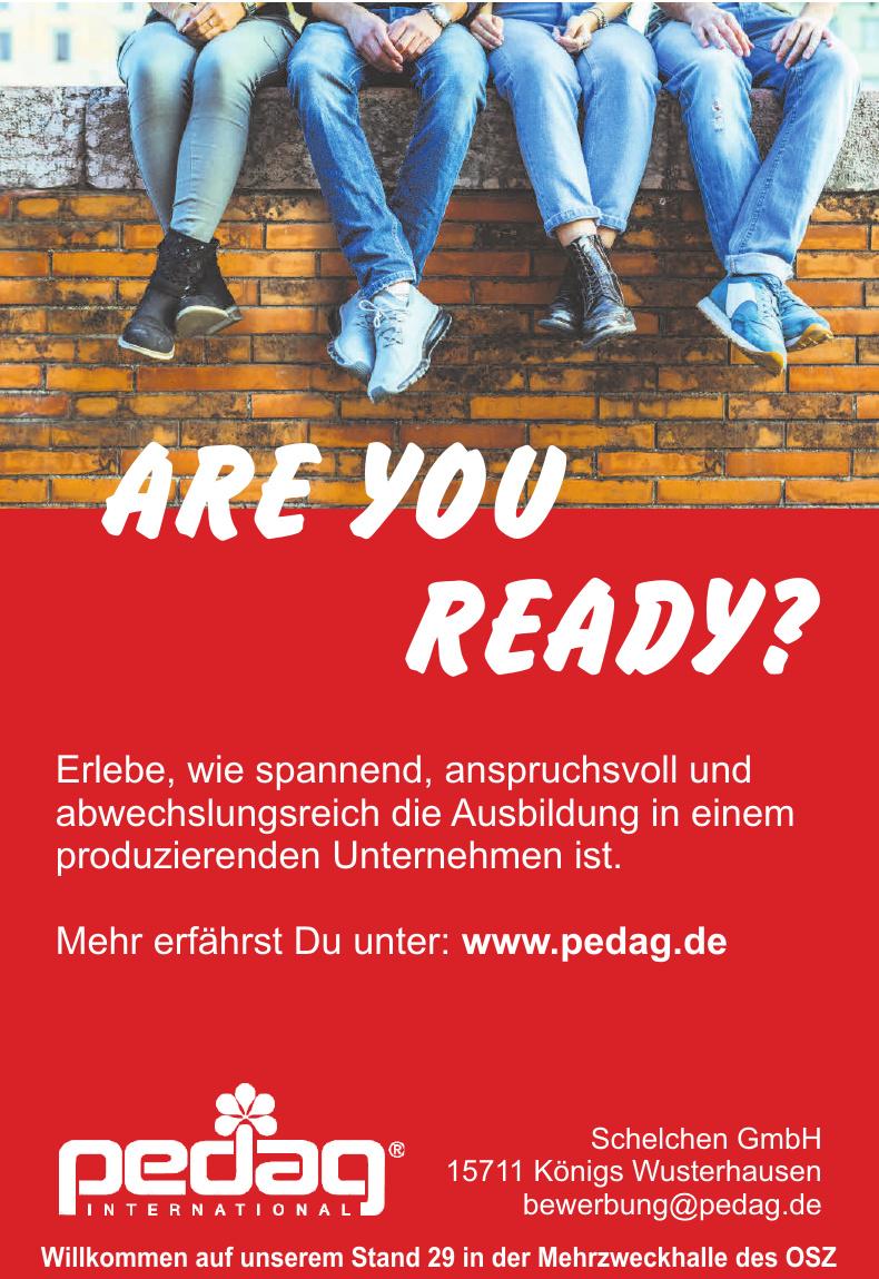 pedag International Schelchen GmbH, Susan Bohne