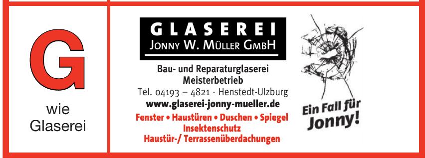 Glaserei Jonny W. Müller GmbH