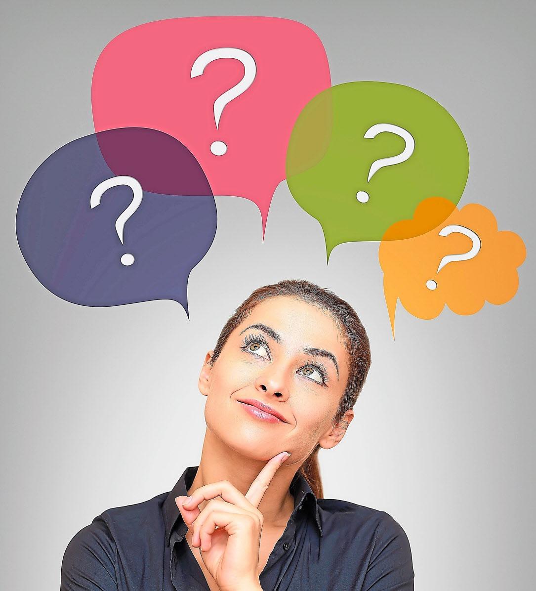 Vor dem Start in die Ausbildung brauchen Jugendliche auf viele Fragen eine kompetente Antwort. Foto: Getty Images