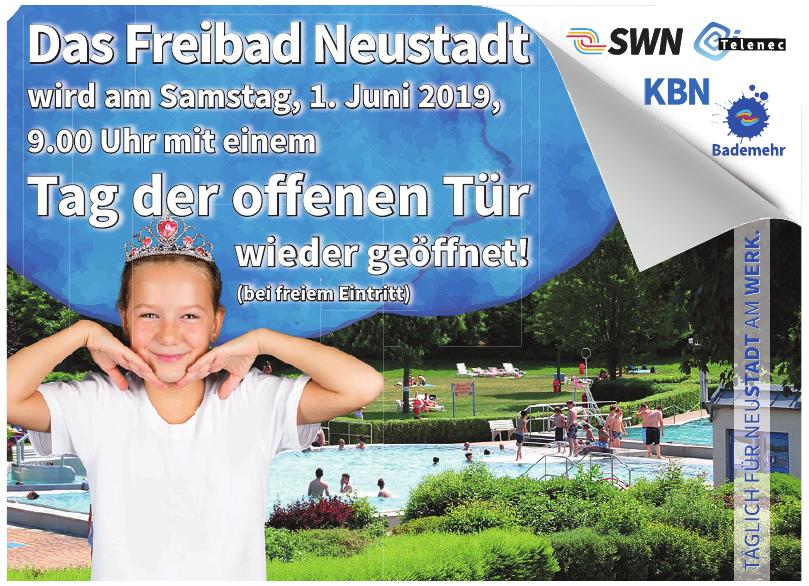 Das Freibad Neustadt