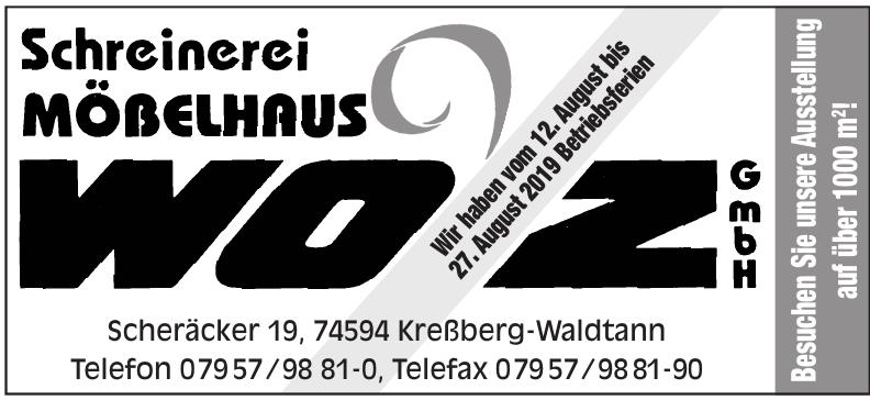 Schreinerei Möbelhaus Woz GmbH