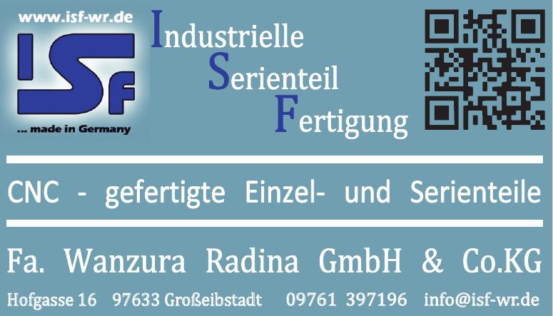Wanzura Radina GmbH & Co.KG