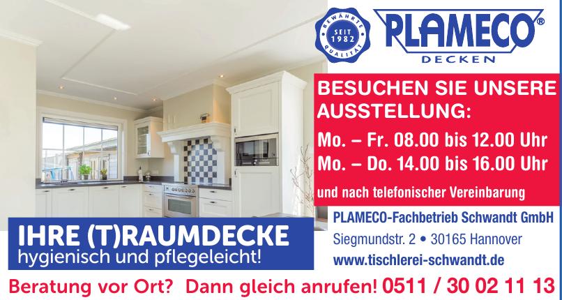 Plameco-Fachbetrieb Schwandt GmbH