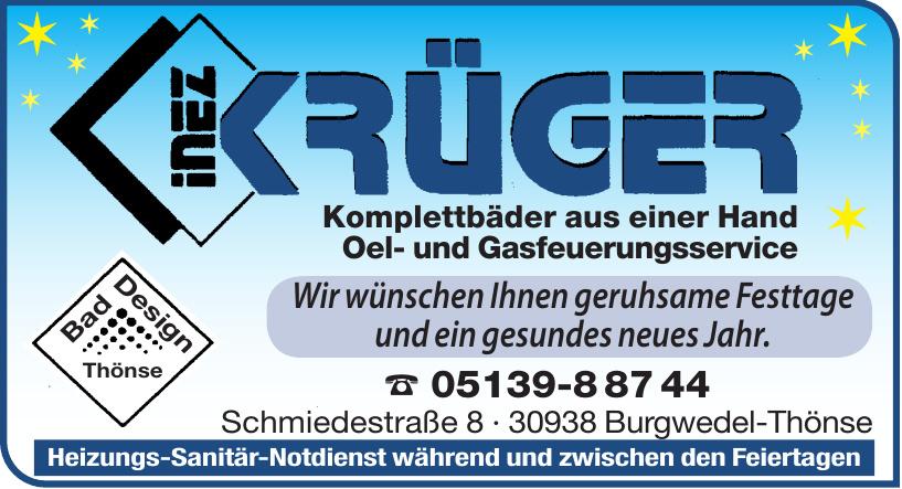 Inez Krüger Haustechnik