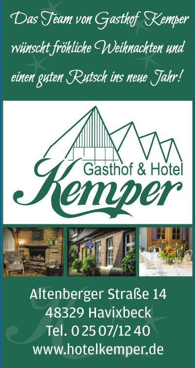 Kemper Gasthof & Hotel