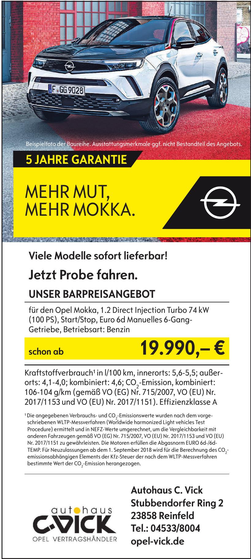 Autohaus C. Vick GmbH