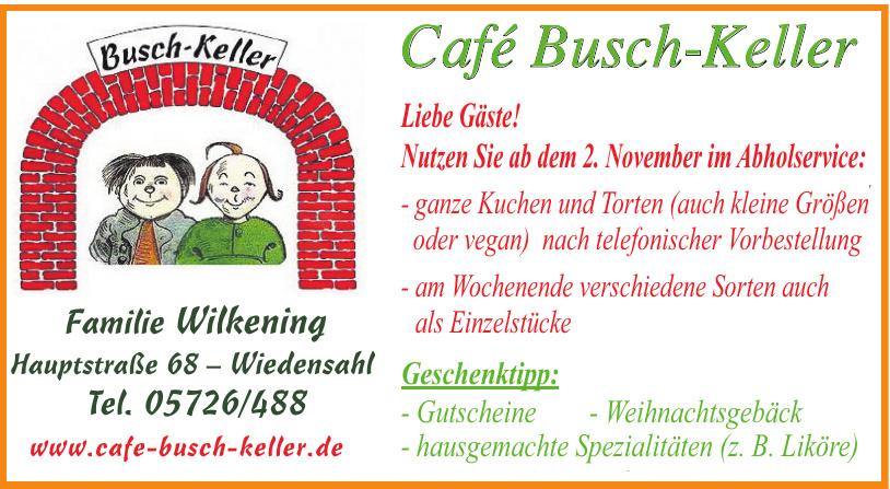 Café Busch-Keller