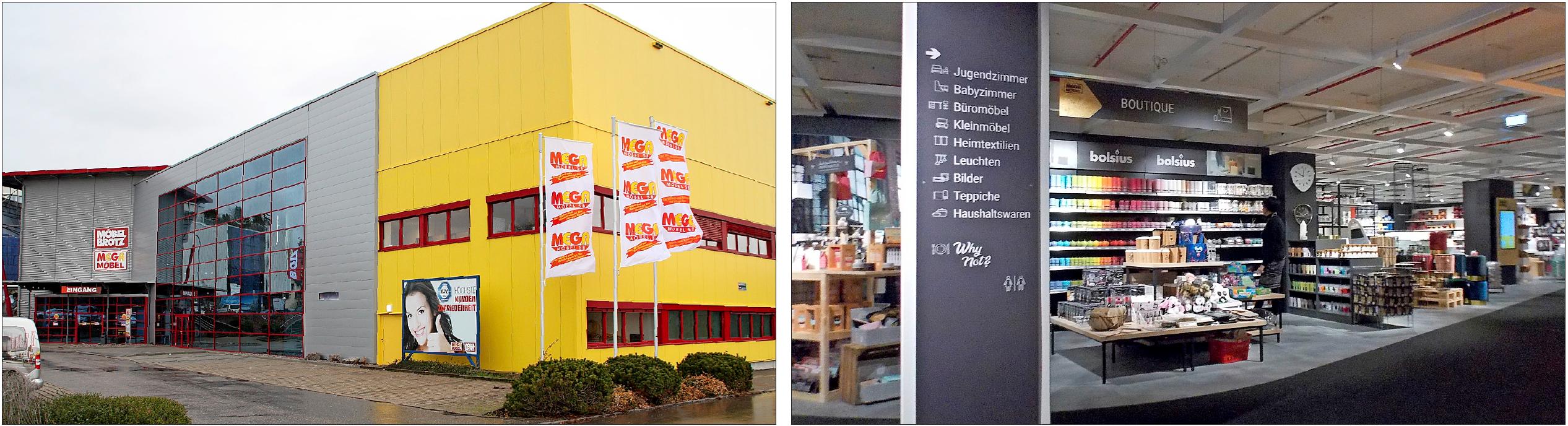Möbel Brotz In Murg Hat Umgebaut Und Erweitert Lörrach Dreiland