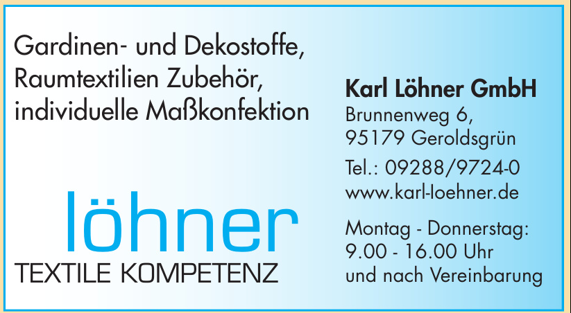 Karl Löhner GmbH