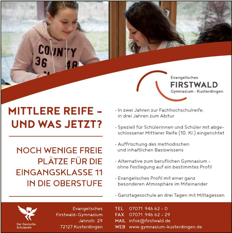 Evangelisches Firstwald-Gymnasium
