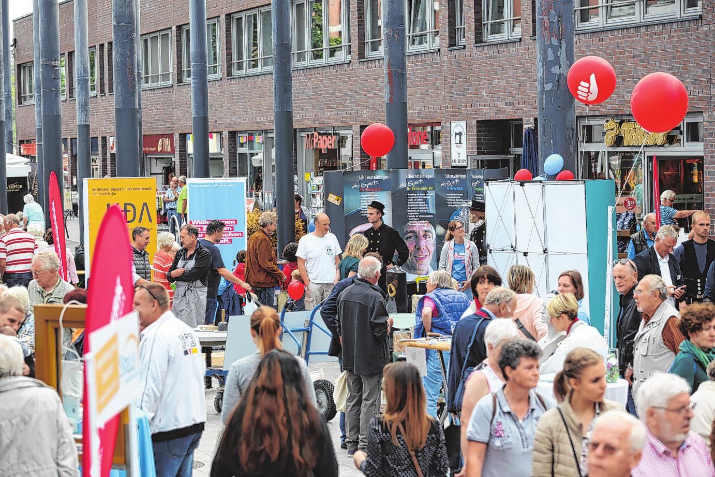 Langenhorner Betriebe stellen sich und ihre Arbeit vor Foto: wb /Symbolfotos: GettyImages