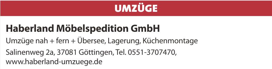Haberland Möbelspedition GmbH