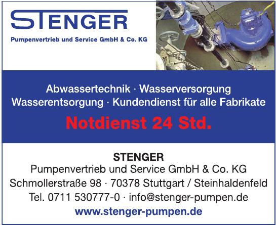 STENGER Pumpenvertrieb und Service GmbH & Co. KG
