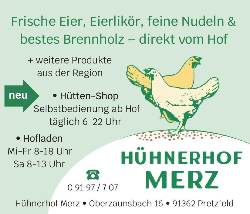 Hühnerhof Merz