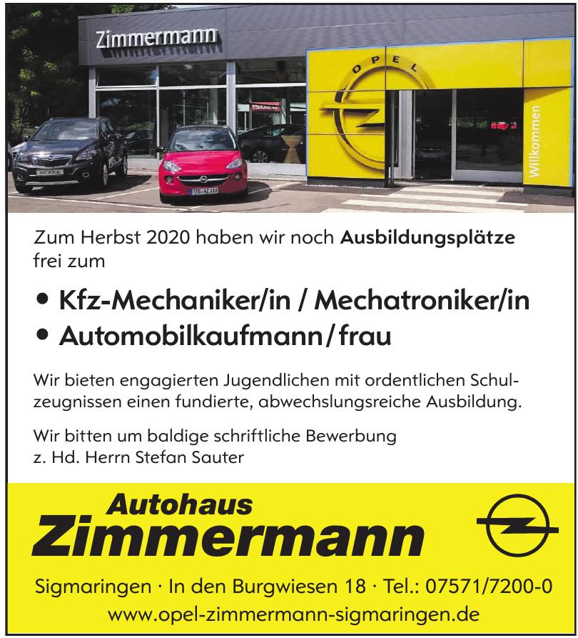 Autohaus Zimmermann
