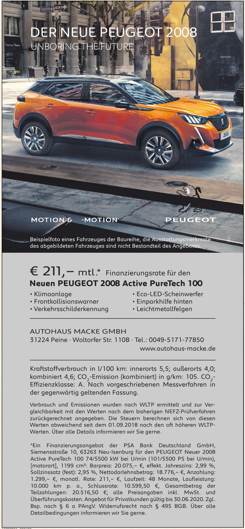 Autohaus Macke GmbH