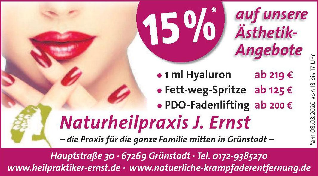 Naturheilpraxis J. Ernst