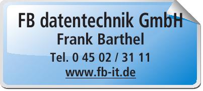 FB datentechnik GmbH Frank Barthel