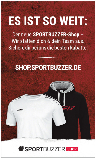 Sportbuzzer-Shop