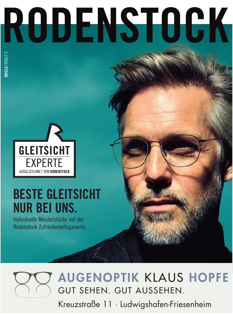 Augenoptik Klaus Hopfe