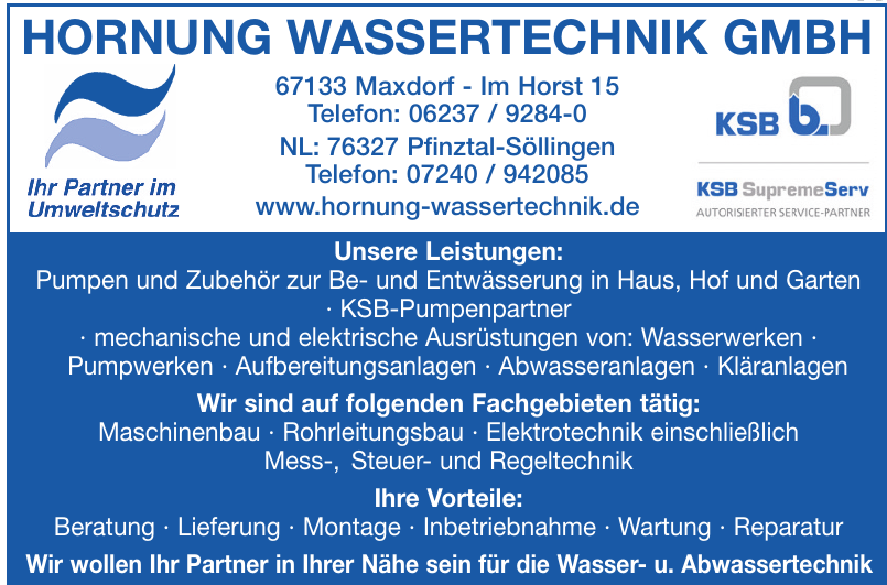 Hornung Wassertechnik GmbH