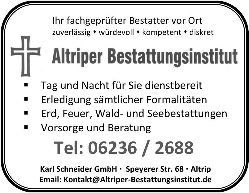 Karl Schneider GmbH