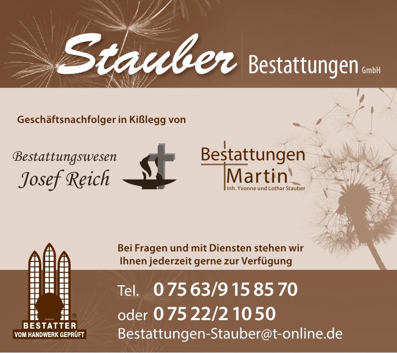 Stauber Bestattungen GmbH