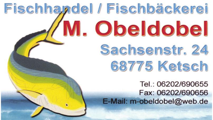 Fischhandel / Fischbäckerei M. Obeldobel