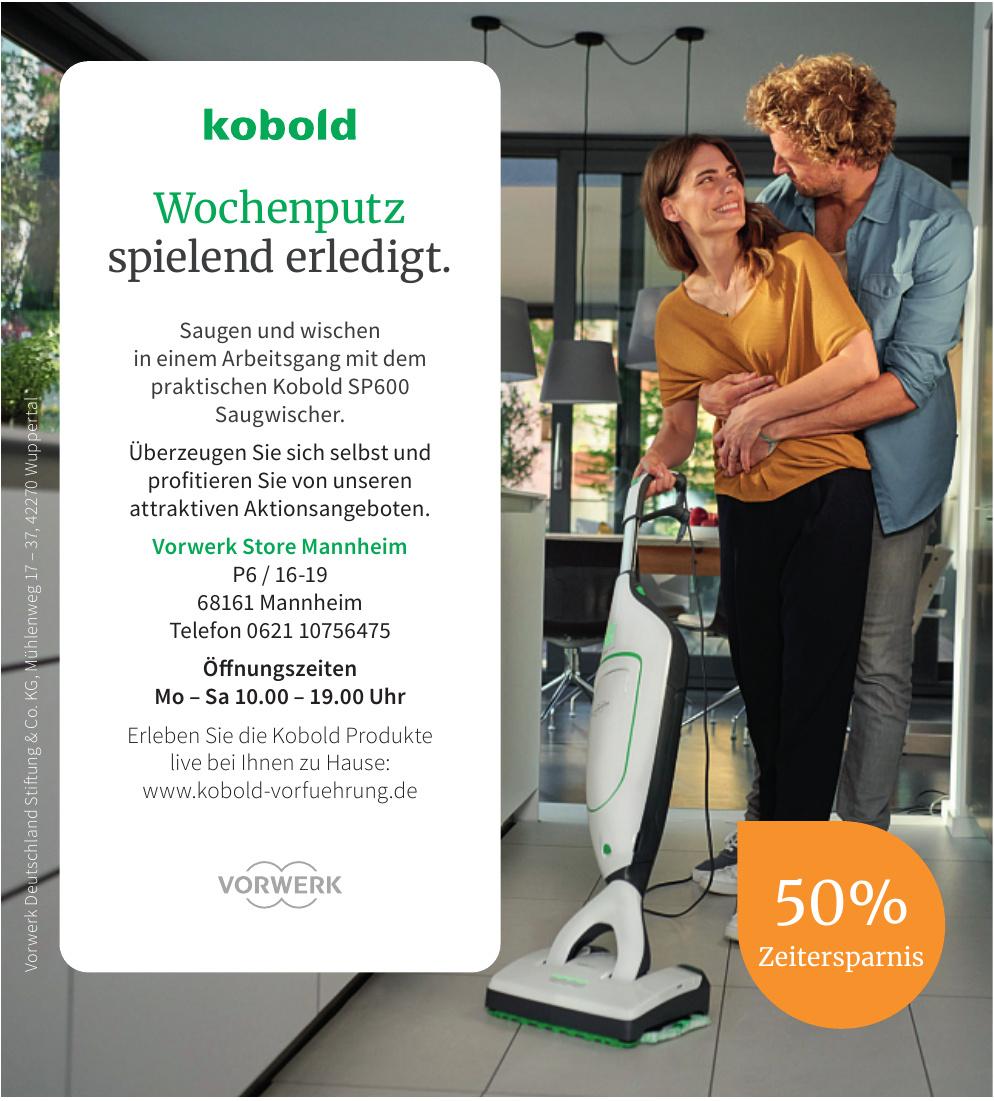 kobold - Vorwerk Store Mannheim