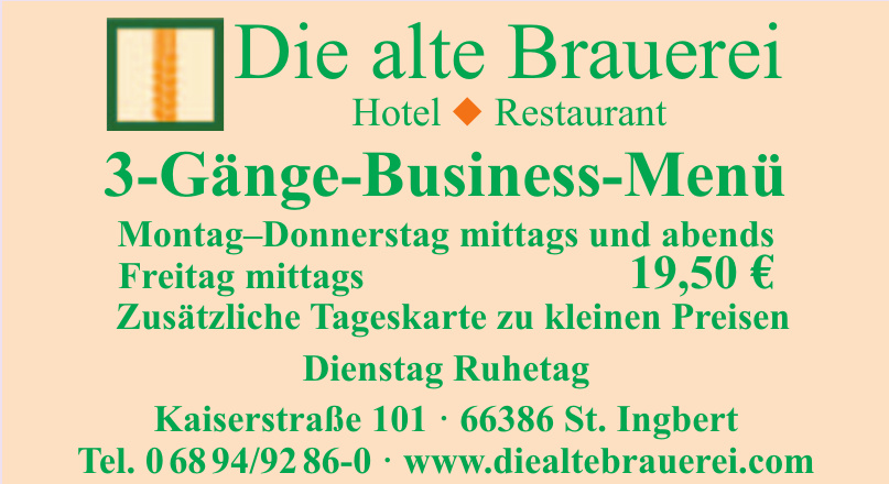 Hotel-Restaurant Die alte Brauerei