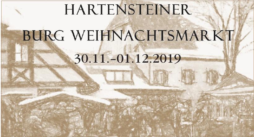 Hartensteiner Burg Weihnachtsmarkt