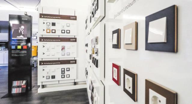 Im hauseigenen Showroom bei TK-Energietechnik werden die modernen Möglichkeiten der Haustechnik dargestellt – hier zählt Qualität. Foto: Constantin Fetzer
