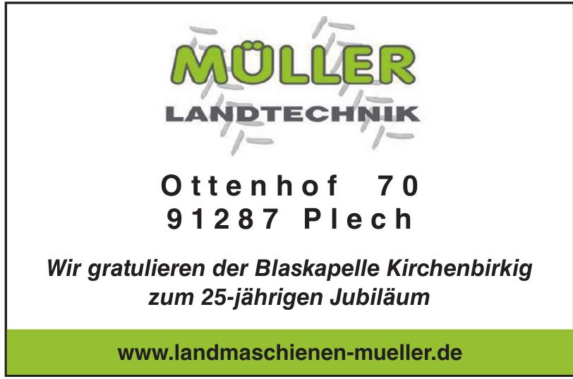 Müller Landtechnik KG
