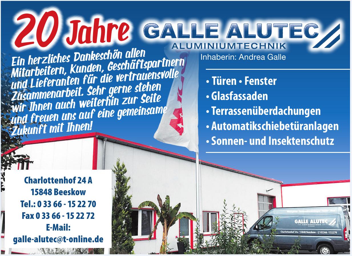 Galle Alutec