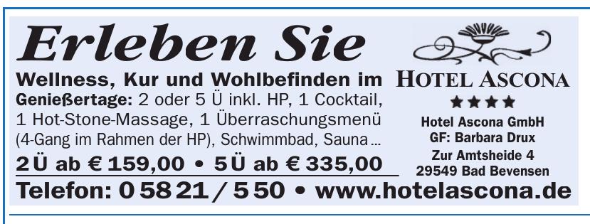 Hotel Ascona GmbH