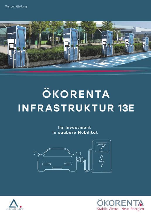 ÖKORENTA Infrastruktur 13E
