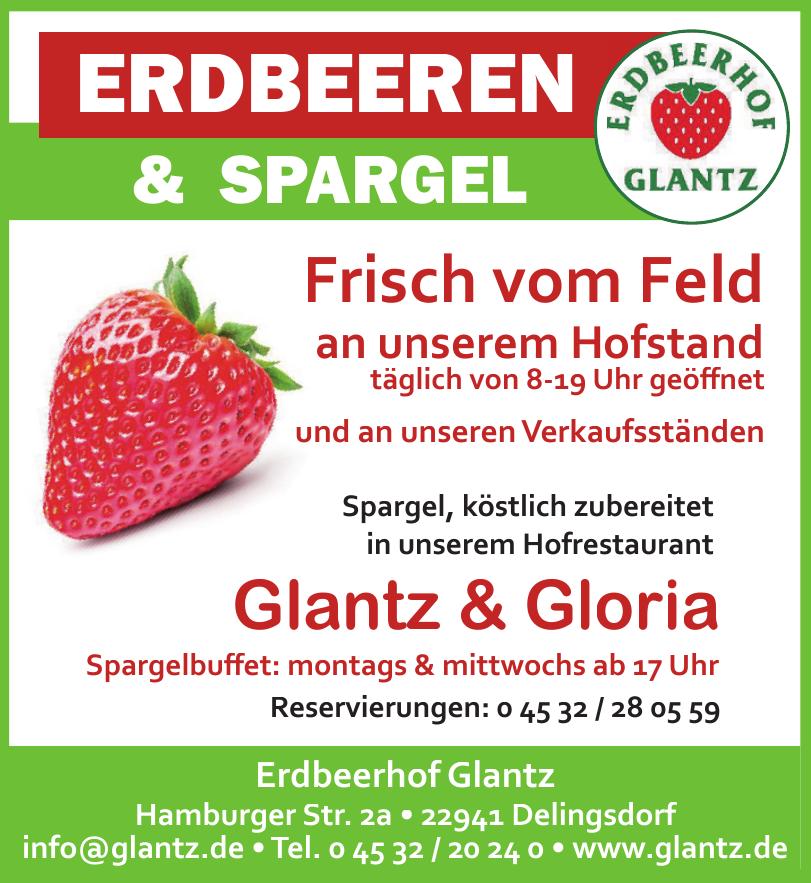Erdbeerhof Glantz - Glantz & Gloria