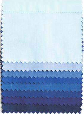 Blau geht immer, es kommt nur auf den richtigen Ton an. FOTO: STOCK / PETEKARICI